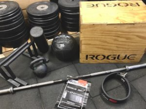 Kit Home Box - ROGUE - Modelo 1