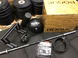 Kit Home Box - ROGUE - Modelo 2