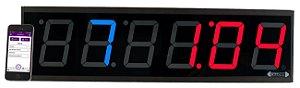 Timer GymNext Grande- (Controle remoto por Aplicativo)