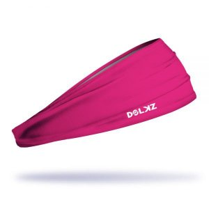 Headband Slim Dolkz - Hot Pink