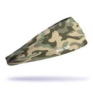 Headband Slim Dolkz - Sand Green Camo
