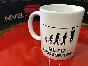 Caneca Crossfit - Me fiz Crossfiter