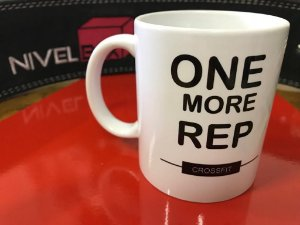 Caneca Crossfit - One More Rep