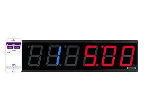 Timer GymNext - Home Edition - Pequeno (Controle remoto por Aplicativo)