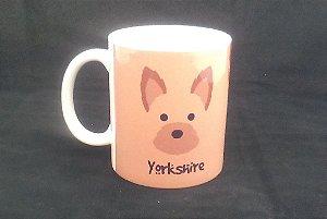 Caneca Personalizada Yorkshire