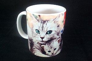 Caneca Personalizada Gato Filhote