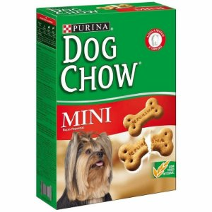 Biscoito Dog Chow Biscuits Mini 500g