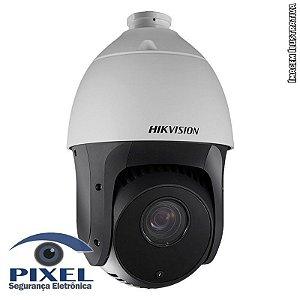 Câmera Speed Dome PTZ IP de 20x da Hikvision com resolução de 2 Megapixels