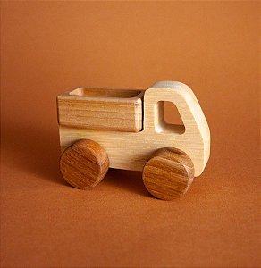 Mini Transporte Caminhão Caçamba