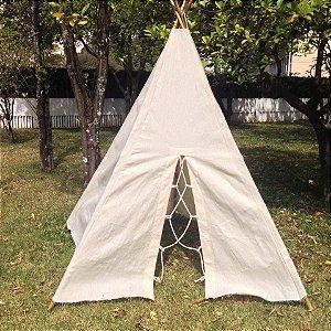 Tenda de índio lisa