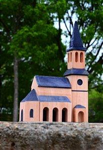 Igreja de madeira - Jogo IV