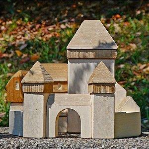 Castelo de madeira - Jogo VII