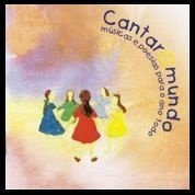 "CD ""Cantar o Mundo"""