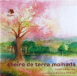 """Livro """"Cheiro de Terra Molhada"""""""