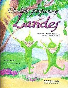 """Livro """"Os dois pequenos Landes"""""""