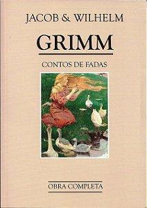 """Livro """"Grimm - Conto de Fadas"""""""