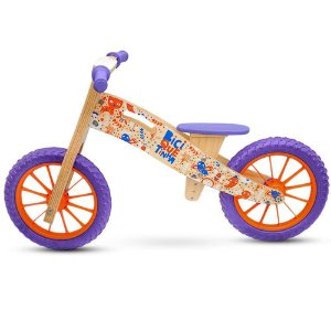 Biciquetinha Animais (Bicicleta de equilíbrio)