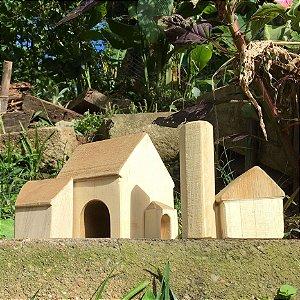 Fazenda de madeira - Jogo III