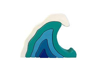 QUEBRA-CABEÇA  3D ONDA