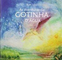 """Livro """"As aventuras da gotinha d´água"""""""