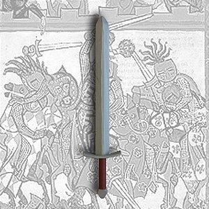 Espada colorida