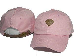 Boné Diamond Supply CO. s6x - Rosa