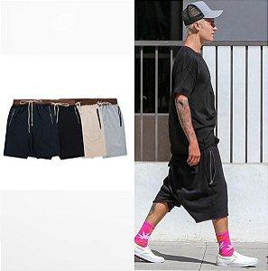 Shorts JB Longsize Com Bolso de Ziper ( DIVERSAS CORES )