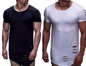 Camiseta Oversized - Destrouyed