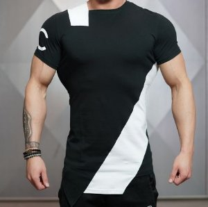 Camiseta Masculina - Fitness