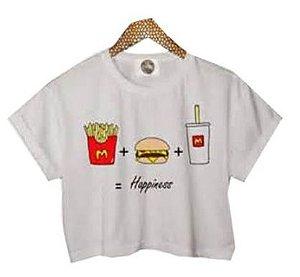 Camiseta Feminina - Hungry