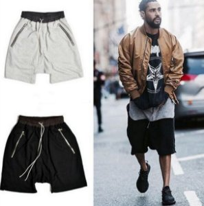 Shorts Ziper JB Com Cordão ( Diversas Cores )