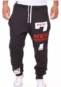 Calça New York 7 - (G-RED) Unissex