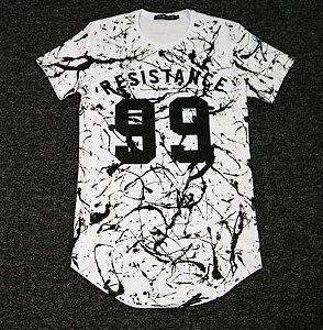 Camiseta RESISTANCE 99 - Diversas Cores