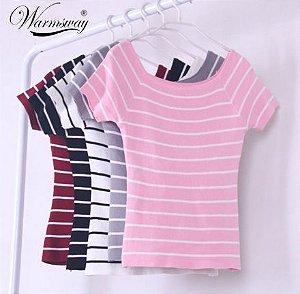 Basic Tshirt - Listradas