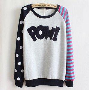 Blusa de FRIO - POW!
