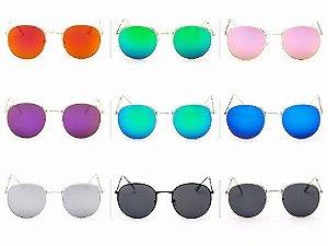 Óculos Classic Espelhado - Unissex