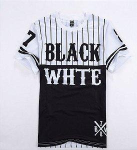 Baseball TSHIRT - BLACK|WHITE