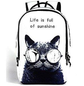 Mochila Life is Full of Sunshine - Unissex