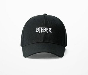 Boné Snapback Bieber - Purpose TOUR