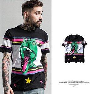 Camiseta Masculina - REXSTAR