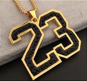 Corrente GOLD JORDAN - BULLS 23