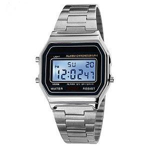 Relógio Unissex - CASIO (Prata)