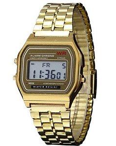Relógio Unissex - CASIO (Dourado)