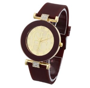 Relógio CHANNEL Feminino - Marrom