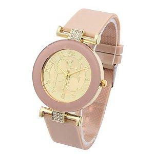Relógio CHANNEL Feminino - Rose
