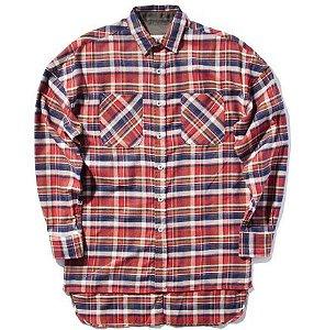 Camisa Xadrez 3/ED - Masculina