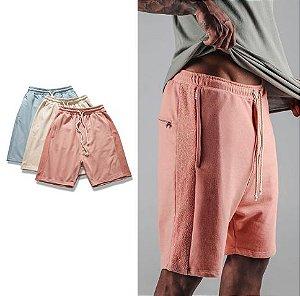 Shorts Moletom Masculino - Kanye Fall