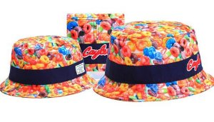 Chapéu Bucket Cayler & Sons - Cereal