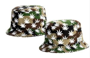 Chapéu Bucket Cayler & Sons - WeedCamo