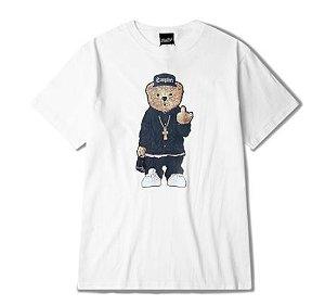 Camiseta Bad TED - Branco